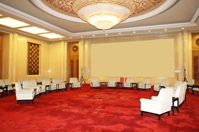 Event Spaces and Room Turns