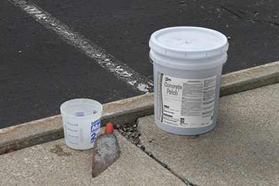 Concrete and Asphalt Care