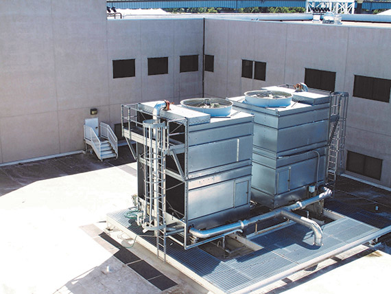 Prevent Legionella in Cooling Towers