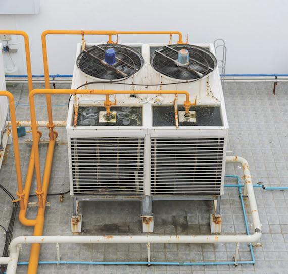 Seven Steps to Proper Cooling Tower Shutdown