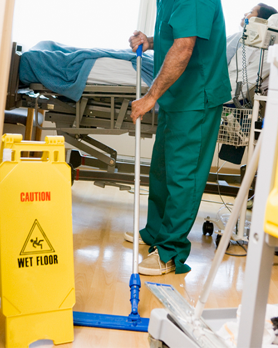 3 Areas to Disinfect at Your Healthcare Facility