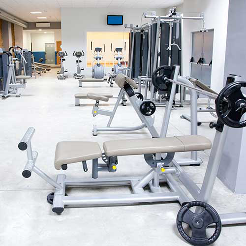 The 5 Dirtiest Hot Spots in Your Fitness Center and How to Clean Them
